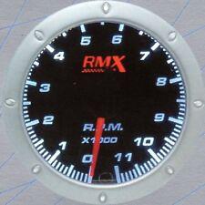 Manometro Pressione Benzina RaceMax Serie 360° RMMN3657