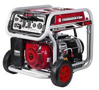 A-iPower 12000 Watt Gas Powered Portable Generator Electric Start W/ Wheel Kit