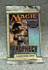 MAGIC THE GATHERING BUSTINA PROPHECY PROFEZIA 15 CARD BOOSTER USA