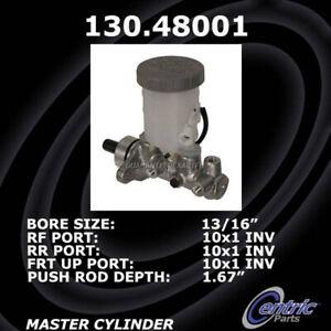 For Geo Metro & Suzuki Swift 1989-1994 Centric Brake Master Cylinder