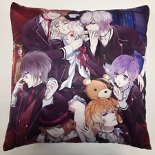Anime Diabolik Lovers Haunted dark bridal two sided Pillow Case Cover 0202