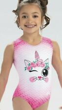 GK Elite Gymnastics Leotard - CS Child Small