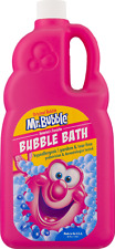 (4 Bottles) Mr Bubble Original Gentle Kids, Fun Clean Bath Liguid Soap 36 fl oz