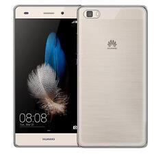 Huawei P8 Lite Hülle Schutzhülle Tasche Case Silikon TPU Cover Slim ZOVONIC