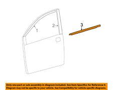 TOYOTA OEM Sienna-Door Window Sweep-Belt Molding Weatherstrip Left 6821008020
