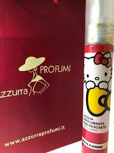 Hello Kitty Acqua Profumata Rinfrescante  White Flowers  75 ml Spray