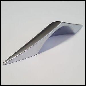 4 x Furnipart Matt Chrome Wing Handles - 116mm(64mm Hole Center)    502025