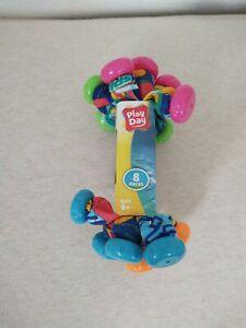 Play Day Dizzy Dive Sticks 8 Pack Green Orange Blue Pool Toys Kids