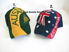 3 x Australian Souvenir Caps - 13 Designs To Choose From - Premium Quality