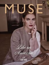 MUSE #35 HILARY RHODA Lauren Hutton ASAP ROCKY Willem Dafoe ROSIE TAPNER @New@