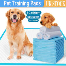 More details for heavy duty large puppy pet training wee pee toilet pads pad floor mats dog cat
