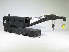 MOW TRAINS Athearn BURLINGTON NORTHERN 200T Crane BN D-250 Work Train KD5