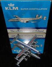 Schabak 1:600 Scale Diecast 934-5 KLM Royal Dutch Airlines Lockheed L-1049 Super