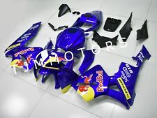 For CBR600RR 2005 2006 ABS Injection Mold Bodywork Fairing Kit Blue Red Yellow