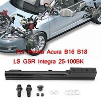 Fuel Rail Kit for Honda for Acura B16 B18 LS GSR Integra 25-100BK Black