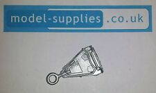 CORGI 1108 1 109 Segugio Missili riproduzione CAST rimorchio a timone / Gancio Traino