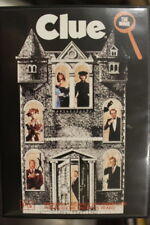 CLUE CULT RARE OOP DELETED DVD R4 PAL TIM CURRY CLUEDO BOARD GAME MOVIE FILM