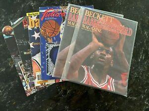 Beckett Basketball Card Monthly 1990-2000: Michael Jordan, Shaquille O'Niell etc