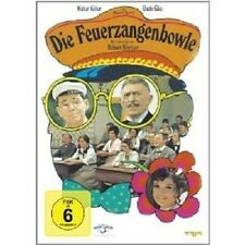DIE FEUERZANGENBOWLE  DVD MIT USCHI GLAS NEU