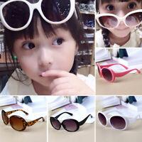 Cute Kids Sunglasses Boys Girls Shades Childrens Classic Vintage Holiday UV400
