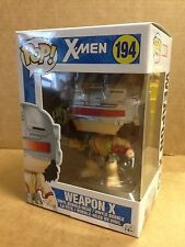 FUNKO POP! X-Men Wolverine (Logan) Arme X #194 exclusive Vinyl Figure NEW