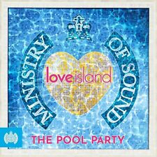 LOVE ISLAND PRESENTS THE POOL PARTY - MINISTRY OF SOUND 3 CD ALBUM SET (2018)