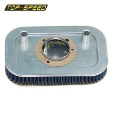 Blue Air Filter Fuel Cleaner For Harley 2009-13 Sportster Iron XL 883N Custom