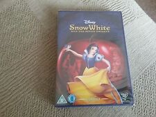 Walt Disney Classics 2 : Snow White and the Seven Dwarfs (DVD) New & Sealed