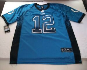 Andrew Luck Indianapolis Colts Nike Jersey Size 44 NWT
