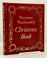 Easton Press ROCKWELL CHRISTMAS BOOK Stories Collectors LIMITED VINTAGE Edition