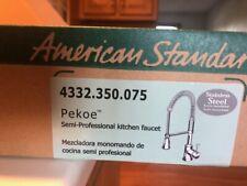 american standard 4332.350.075 pekoe kitchen faucet