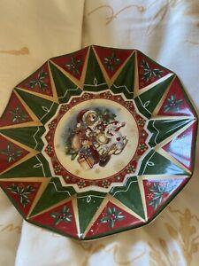 Villeroy and Boch Dish Bowl Candy dish Trinket dish Christmas