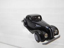 eso-4338Praline 1:87 BMW 327 schwarz mit minimale Gebrauchsspuren
