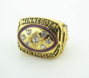 1976 Minnesota vikings World Championship Ring //-