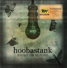 HOOBASTANK FIGHT OR FLIGHT CD + 14 SONG BONUS ACOUSTIC CD RARE sealed NEW 2 cds