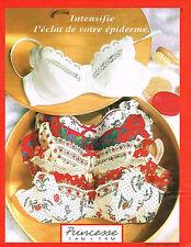 PUBLICITE ADVERTISING  1993   PRINCESS TAM TAM   sous vetements soutien gorge
