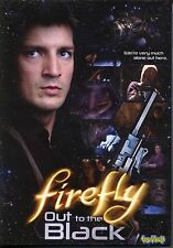 Firefly Out To The Black Card Game MINT Serenity Toyvault