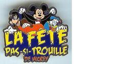 Mnss Halloween 2009 pin only Mickey Goofy Donald Disney Land Paris LE Dlrp Dlp
