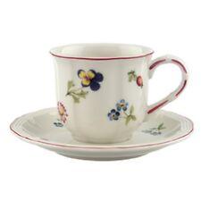 Villeroy & Boch Petite Fleur Serie Petite Fleur Mokka-/Espressotasse mit Unterta