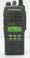 BEST MOTOROLA HT1250 UHF 450-512 Mhz on 255ch !! ✪BLUE✪