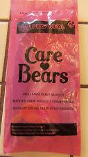 CARE BEARS WENDY'S KIDS MEAL 2013 BELLY BADGE CHARM BRACLETS NIP