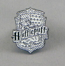 Hufflepuff Crest Pin Badge