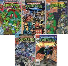 Teenage Mutant Ninja Turtle Adventures #6 8 9 10 21 (Archie 1989) TMNT NM LOT