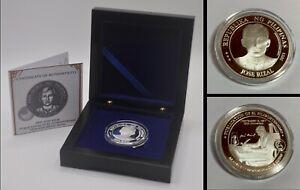 2021 Philippine JOSE RIZAL: 130th Anniv Publication of El Filibusterismo Medal