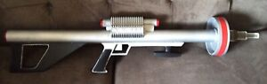 LOST IN SPACE FULL SIZE NON OPERATING LASER RIFLE PROP -ONE OF A KIND. FREE SHIP
