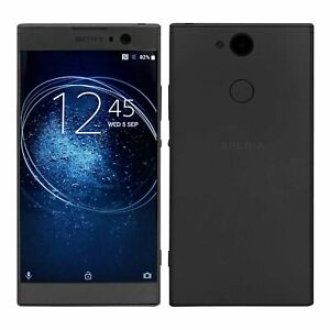 Sony Xperia XA2 Android Mobile Cell Phone 32GB Black H3113 SIM FREE Unlocked UK