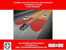 BSA Blind Spot Alert Indicator Warning Sensor w Light & Alarm for Mercedes Benz