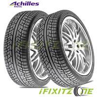2 Achilles Desert Hawk UHP 265/40R21 105V Tires, Performance All Season 35K MILE