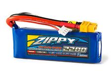 RC ZIPPY Flightmax 2200mAh 2S1P 40C LiPo Pack w/XT60