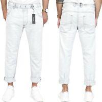 Diesel Herren Jogg-Jeans | Krooley-Ne | Weiß | Knöchellang | W28-W34 |UVP*249€